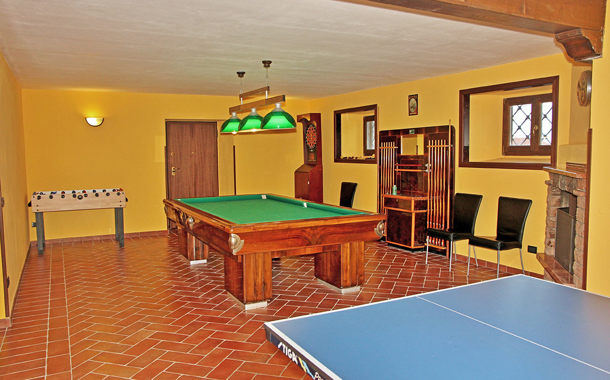 Castello Dante Hardy Properties - Billiards ping pong table